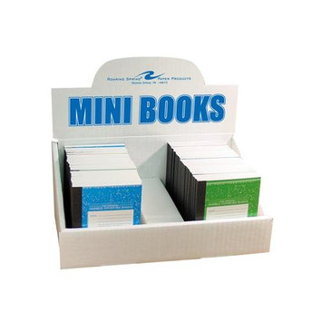Roaring Spring Paper Products 14629 Mini Marble Display - 60 Sheets Per Book