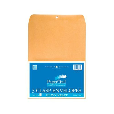 Roaring Spring Paper Products Clasp Envelopes