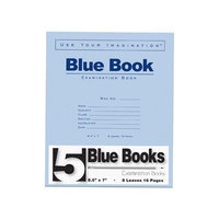 Roaring Spring Paper Products 77532 Exam Book - 120 Packs Per Case