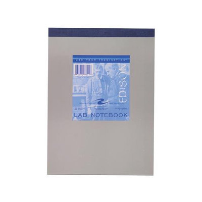 Roaring Spring Paper Products 77641 Lab Notebook - 24 Per Case