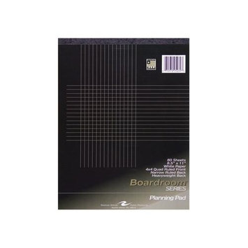Roaring Spring Paper Products 95289 Boardroom Planning Pad - 80 Sheets Per Pad