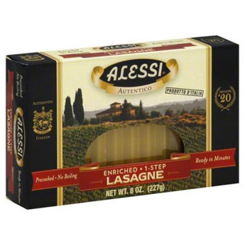 Alessi Lasagne 1-Step 8 Oz. - Case of 12