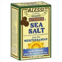 Alessi Mediterranean Coarse Sea Salt - 6 Boxes (2.2 lbs ea)