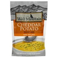 Grey Wolf Mountain Soup Pto Chdr -Pack of 6