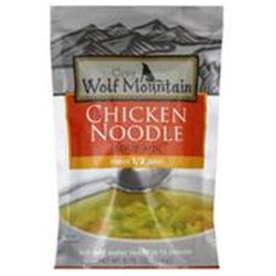 Grey Wolf Mountain Soup Chicken Noodle, 5.75 oz, 6 pk