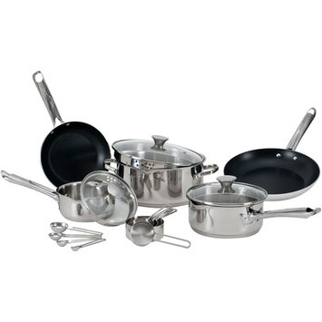 Wear Ever Aluminum Inc. Wear Ever 16-Pc Stainless Steel Cookware Set