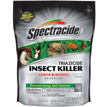 Spectrum Triazicide Insect Killer Granules 10 Pound 53944 Pack of 4