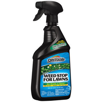 Spectracide 24 Ounces Weed Stop For Lawns Rtu HG95836 by Spectrum Brands