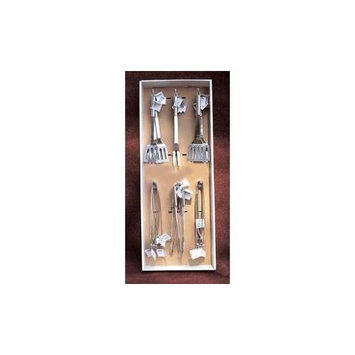 Bulk Buys Barbecue Tools Floor Display - Case of 24