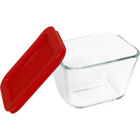 Pyrex 1070801 1.88Cup Rectangle with Cover