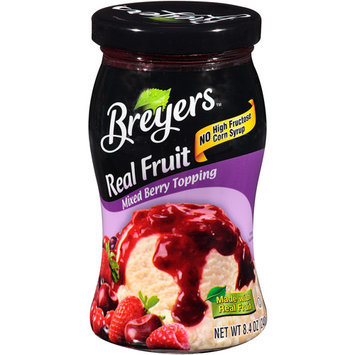 Breyers® Real Fruit Mixed Berry Topping