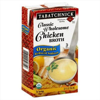 Tabatchnick Broth Chkn Org Rs - -Pack of 12
