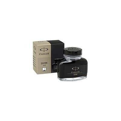 Parker Super Quink Permanent Ink For Parker Pens, Black