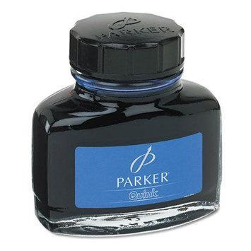 Parker PAR3006100 Super Quink Washable Ink, 2 oz. Bottle, Blue