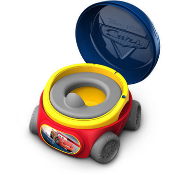 Disney Cars 3-in-1 Racing Mission Potty