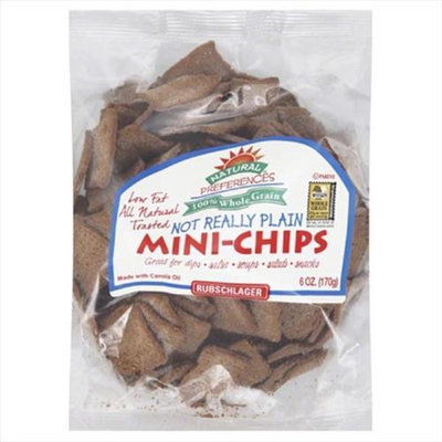 RUBSCHLAGER 92054 RUBSCHLAGER CHIP MINI NOT REALLY PLN - Pack of 9 - 6 OZ