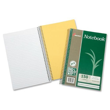 NSN6002023 - Skilcraft 3-Subject Coll. Ruled Wirebound Notebook