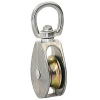 The Lehigh Group Lehigh Group 7087S-06 1.25 in. Single Pulley