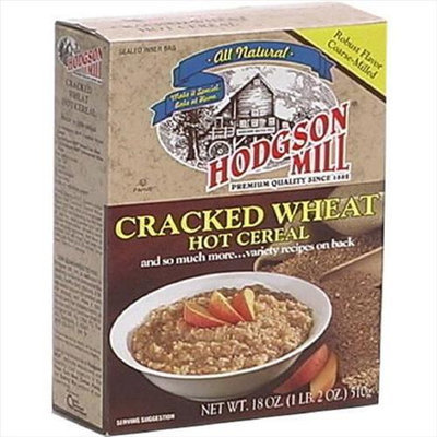 Hodgson Mill Cracked Wheat Cereal 18 Oz Pack Of 6