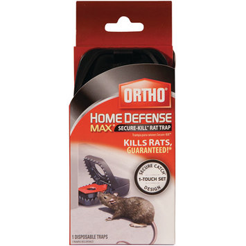 Ortho Home Defense Max Secure Kill Rat Trap