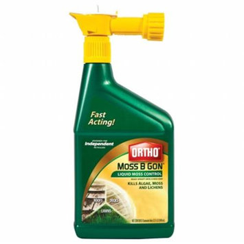 Scotts Company 1601210 Ortho Moss-B-Gon Liquid Moss Control Spray 32-Ounce