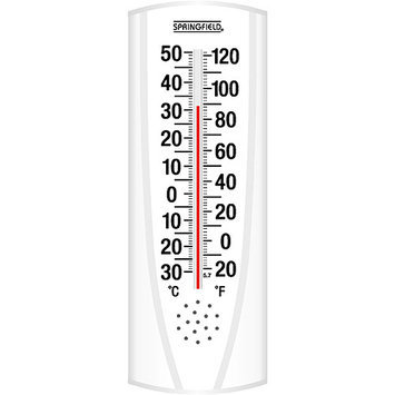 Ind/Out Thermometer 90110 by Taylor