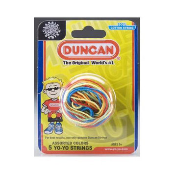 3276MC Multi-Colored String 5-Pack DTCH0276 DUNCAN TOYS