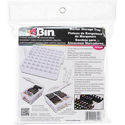 ArtBin Marker Storage Tray - White