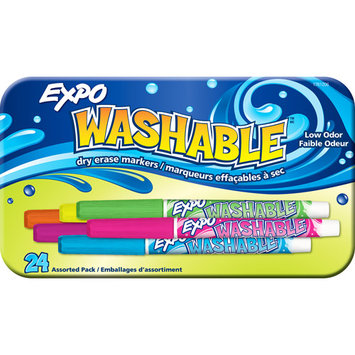 Eberhard Faber Expo Dry-Erase Markers Washable Dry-erase Marker, Assorted