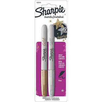 Sanford Brands SAN1829202 - Sharpie Metallic Fine Point Permanent Marker