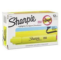 Sharpie Accent Highlighters Tank Style Highlighter, Fluorescent