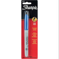 Sanford Brands 30103 Sharpie Permanent Marker Fine Point Carded