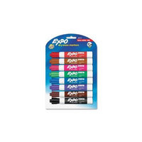 Sanford 80678 Chisel Point Dry Erase Markers - 8-Pack