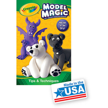 Binney & Smith Crayola, LLC Crayola Model Magic Single Packs Prim