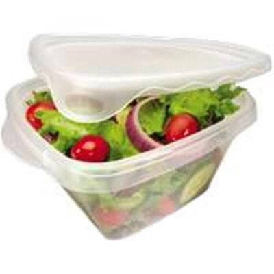 Rubbermaid TakeAlongs 5.2-Cup Deep Square Containers, Pack of 2