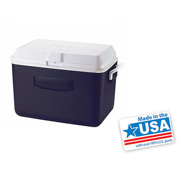 Rubbermaid 2A1502MODBL 48 Quart Victory Family Cooler