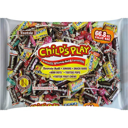 Child's Play Fantastic Tootsie Roll Favorites, 4.17 lbs
