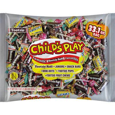 Child's Play Fantastic Tootsie Roll Favorites, 2.06 lbs