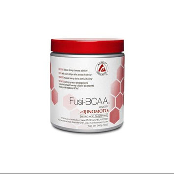 AjiPure - Fusi-BCAA Powder Pure & Unflavored - 340 Grams