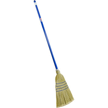 Quickie Complete Sweep Poly Corn Broom 902-1