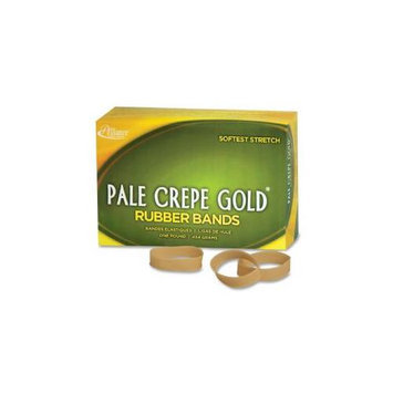 Alliance Rubber Pale Crepe Gold 20825 Rubber Band