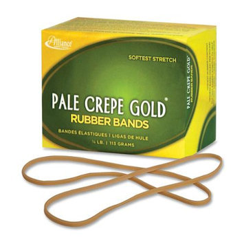 Alliance Rubber Pale Crepe Gold 21409 Rubber Band