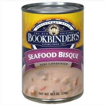Bookbinder's Bookbinders Seafood Bisque, 10.5 fl oz