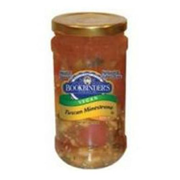 Bookbinder's Bookbinders Soup Minestrone Tuscan 15 Oz -Pack of 6