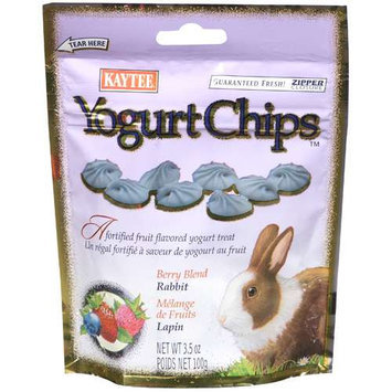 Kaytee: Rabbit Berry Blend Yogurt Chips, 3.5 Oz