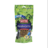 Kaytee Mealworms Bird Food: 3.5 oz