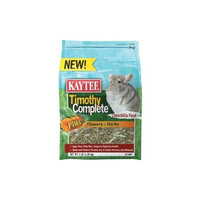 Kaytee Products 529020 Timothy Complete Plus Flowers and Herbs Chinchilla Food