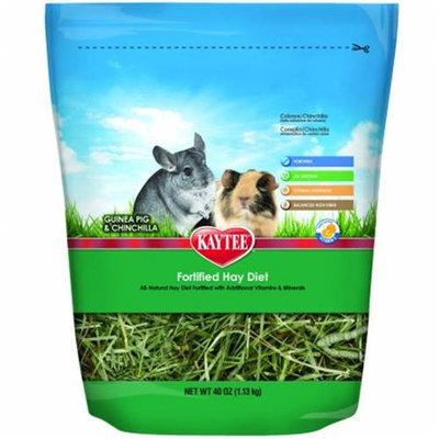 Kaytee Guinea Pig Vitamin Hay Diet: 5 lbs