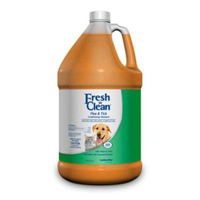 Fresh 'n Clean Flea & Tick Shampoo: 1 Gallon