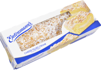 Entenmann's Crumb Coffee Cake Cheese Filled